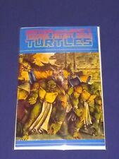 TEENAGE MUTANT NINJA TURTLES #35 (1991) MIRAGE STUDIOS EASTMAN! LAIRD! ZULLI ART
