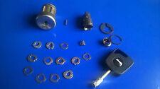New Genuine Ford Ignition Barrel & Transponder Key Case