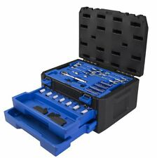 Kobalt 100-Piece Std (SAE) + Metric Mechanic's Tool Set w/Hard Case 0787355