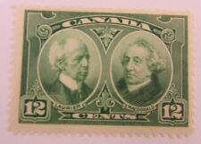 Canada SC #147  LAURIER & MACDONALD   MNH Fine stamp
