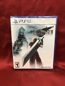 Final Fantasy VII Remake Intergrade (Sony PlayStation 5 PS5) BRAND NEW 🔥🔥