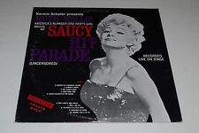 Ruth Wallis~Saucy Hit Parade~Kermit Schafer~Uncensored~Adult Comedy~FAST SHIP