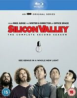 Silicon Valley  Season 2 [Bluray] [2016] [Region Free] [DVD]