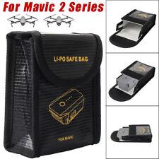 1PC LI-PO Explosion-proof Fireproof Guard Safe Bag Cover For DJI Mavic 2 Series