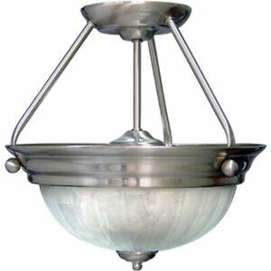 Volume Lighting Semi-Flush Mount - V7762-33