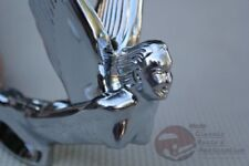 Art Deco Flying Winged Wing Godess Angel Hood Ornament Custom Truck Hot Rat Rod