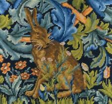 DMC C120k/77 The Hare Tapestry Kit by William Morris - V & a Museum Collection