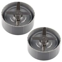 2 Extractor Blades 600w 900w Replacement For NutriBullet NB-101s