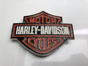 Harley Davidson 4cm Belt Buckle