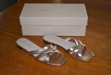 "Womens Loeffler Randall ""Eveline"" Metallic Colored Sandals - Size 7"