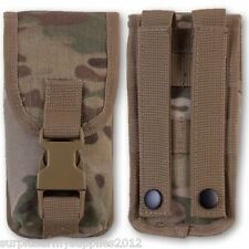MTP GRENADE POUCH BRITISH ARMY WEBBING CADET AMMO MULTICAM COMBI KNIFE HOLDER