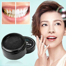 100% Natural Organic Activated Charcoal Whitening Tooth Teeth Powder Toothpaste