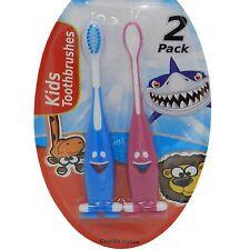 2 x Bambini Spazzolino Da Denti Spazzolini per bambini Bambino Mini Spazzolino da denti