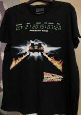BACK TO THE FUTURE T-Shirt SIZE XL