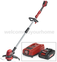 """Craftsman 12"""" 24V Lithium Cordless Line String Trimmer Weedeater Battery Charger"""