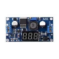 LM2596 Buck Step-down Power Converter Module 4.0-40V to 1.25-37V LED Voltmeter^