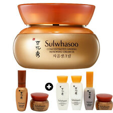Sulwhasoo Concentrated Ginseng Renewing Cream 60ml/2.02oz +Gifts