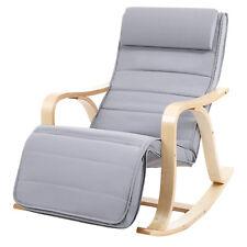 Relaxstuhl Schaukelstuhl Schwingsessel Schaukelsessel Belastbarkeit 150kg LYY41G