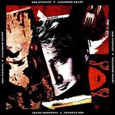 Vagabond Heart [Bonus Track] by Rod Stewart (CD, Mar-1991, Warner Bros.)