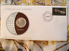 Coins of All Nations Cook Islands 1983 20 cents UNC