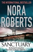 Nora Roberts Sanctuary Very Good Book