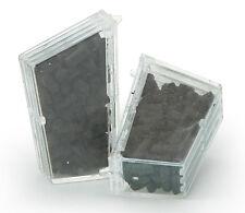 4 pk  UGF Carbon Cartridge Inserts: Lee's Original & Ginger Under-gravel filters