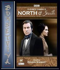NORTH AND SOUTH - Rosalie Shanks & Patrick Stewart  *BRAND NEW DVD*
