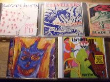 Levellers [5 CD Alben] Truth + Pig + Zeitgeist + Green + Blade