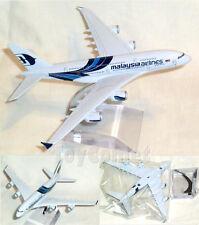 Malaysia Airbus A380 F-WWAJ Airplane 16cm DieCast Plane Model