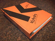 KUBOTA B9200HST TRACTOR SERVICE SHOP REPAIR WORKSHOP MANUAL OEM ORIGINAL