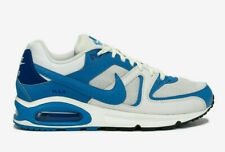 Nike Air Max Command Platinum Tint / Pacific Blue Trainers Shoes UK 7, 7.5