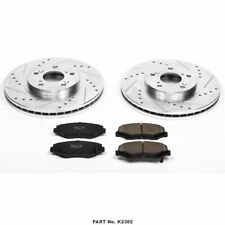 Power Stop Evolution Sport 1-Click Brake Kit - Front K2302