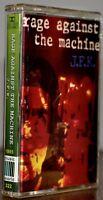 "Rage Against The Machine ""J.F.K."" Rare Russian Cassette!"