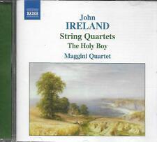 CD album: John Ireland: String Quartets. The Holy Boy.Maggini Quartet. Naxos. T