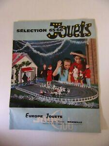 Catalogue Jouets  Sélection  65-66