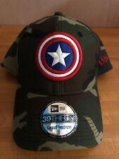 1c05a05b4ec0f New Era x Marvel Captain America Avengers camo cap, chapeau, NEUF, RARE