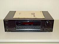 Sony STR-GX211 Stereo HiFi Receiver mit RDS Tuner, BDA, 2 Jahre Garantie