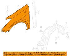 HYUNDAI OEM 10-12 Santa Fe-Front Fender Liner Splash Shield Right 868200W200