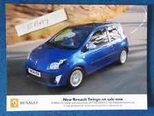 "Original press promo photo - 8""x6"" - RENAULT-Twingo - 2007"