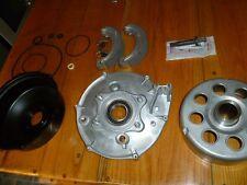 HONDA TRX 300 TRX300 4X4 4X2 REAR BRAKE DRUM, PLATE, COVER, SHOES, KIT, SHAFT