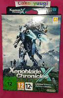 XENOBLADE CHRONICLES X LIMITED EDITION NINTENDO WII U WII U NEW PAL