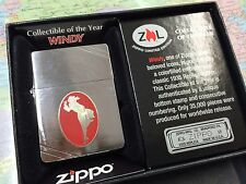 Zippo Collectible of the year 2013 - WINDY - (I DO NOT SELL TO U.S)
