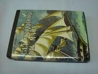 (Salgari) Gli scorridori del mare 1972 Vallardi Edizione integrale