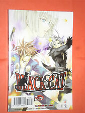 BLACK CAT- N°19- DI:YABUKI KENTARO- MANGA STAR COMICS