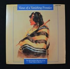 Views of a Vanishing Frontier (1988) LASERDISC   NEW   VERY RARE