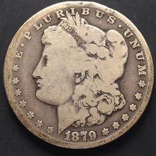 USA 1879 CC Morgan Dollar Silber Carson City Selten G 3260