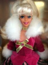 Avon Exclusive WINTER RHAPSODY 1996 Barbie Doll NRFB Special Collector Ed.