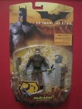 New listing Dc Comics Multiverse Batman Begins Ducard Ras Al Ghul Figure Plastic Toy Soldier