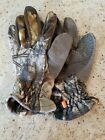 Youth Boys One Size Camouflage Gloves