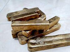 450g Barren, Pc-Gold, Schmelzgold, Pc-Schrott, Pc-Goldbarren Goldschrott